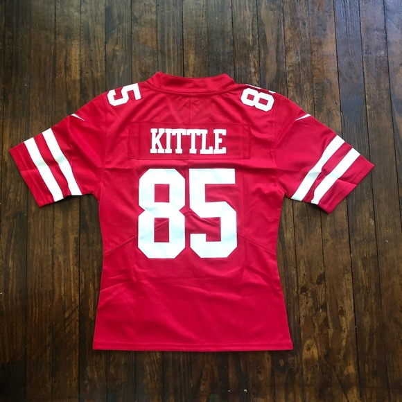 buy online 1dea4 0fa28 George Kittle San Francisco 49ers NWT